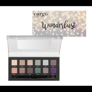 """Cargo """"Wanderlust"""" 12 Eyeshadow Palette"""